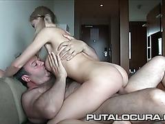 Порно Мужа Жены И Их Дочери