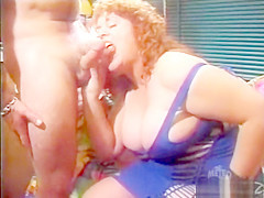 Redhead mature Bbw Jenny joyce fucks and sucks younger guy. Tube Porn Classic - free vintage porn tube, classic xxx movie, retro porn, Italian vintage porn movie, American vintage films, German vintage nude, French retro porno and many more top adult movies with Seka, Ron Jeremy, John Holmes, Traci Lords, Kay Parker and others.