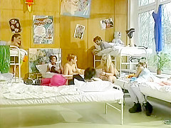 School Dorm Orgy. Tube Porn Classic - free vintage porn tube, classic xxx movie, retro porn, Italian vintage porn movie, American vintage films, German vintage nude, French retro porno and many more top adult movies with Seka, Ron Jeremy, John Holmes, Traci Lords, Kay Parker and others.