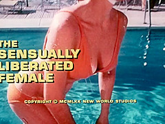 The Sexually Liberated Female. Documentary on female sexuality and the sexual habits of women. Among the subjects covered herein are fellatio, sunbathing, sodomy, bubble baths, belly dancing, masturbation, and various pelvic exercises a woman can do to increase sexual stimulation
