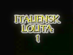 Italiensk Lolita 1. Its just a holiday for you! Super Pron mid-90s with a mega-stranger Rocco! In each of the series Sandy has a crowd of men! Porn King Rocco says: Sandy is the sweetest and most swanky little lass Ive ever met. I am like a boy to her and ought to take her to the or something like that, but instead I get teen on her back and fuck her so much I want. Beautiful Sandy 18 years shows you love art in all conceivable positions. Here you get the entire collection that is all the five films she has made, she let up his short career.