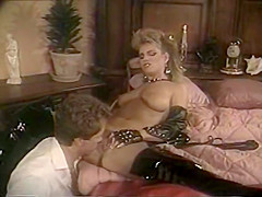 Exotic anal vintage clip with Chuck Martin and Nancy Hoffman. Assembled the ideal collector's choice tape - the perfect follow-up to the best-selling 'Legends of Porn'. With classic scenes of more stars than you can shake .... uhh, whatever you feel like shaking at it.