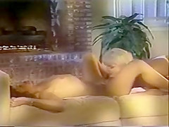 Vintage tribbing glories 15. Tribadism, tribbing, vintage lesbians rubbing their vulvae together, pussy to pussy, clits rubbing together, nipple rubbing clit, extreme clit to clit close up, fucking guy interrupting