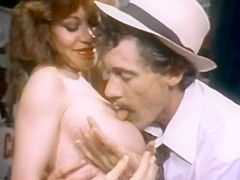 John Holmes and the All Star Sex Queens. It Took seven years to produce this magnificent erotic saga of the mighty Johnny
