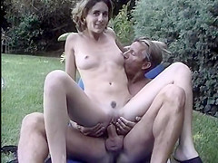 Nasty Nymphos 11. 6 ALL NEW sex scenes, 7 succulent sluts (4 of them taking it up the butt), 2 interracial scenes, 6 oral cum shots, 2 three-ways, introducing cover girl Bambi taking two fat cocks into her hot (tight) cunt both at the same time!! OUCH! Over 2 hours of ass stretching, sperm slurping sex! ENJOY!!