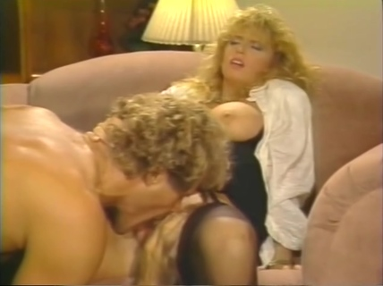Blonde Gets Cummed On - Dreamland Video. Tracey Adams,Randy West