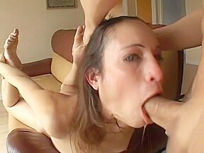 Amber Rayne takes a full ten inch down her trhoat hole and swallows. Amber Rayne