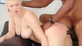 Hot Blonde Teen Jenna Ivory Interracial Sex On The Couch. Watch free Straight, Big Cock, Hardcore, Interracial, Blonde, Blowjob porn video on Txxx.com.  Video duration: :