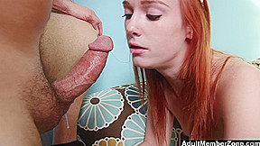 Dani Jensen Loves Facials. Dani Jensen gives an amazing POV blowjob and handjob until she gets her mouth covered in hot sticky cum.