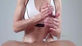 Massage penis lingam Tantric Lingam