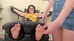 Tickling milf Feet. Watch free MILF, Straight, Lesbian, Foot Fetish, HD porn video on Txxx.com. MILF gangbang clips - Watching mom fuck - MILF teacher Video duration: :