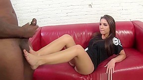 Giselle Leon Gives Footjob To Three Bbcs. Watch free Straight, Foot Fetish, Big Cock, Interracial, Brunette, Fetish, HD porn video on Txxx.com.  Video duration: :