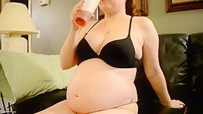 Chubby Girl stuffs with tea. Watch free Straight, BBW, Teens, Solo Female porn video on Txxx.com.  Video duration: :