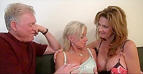 Mature Threesome. Deauxma - Payton Hall -