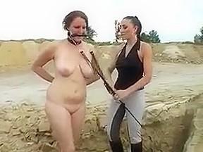 Sklavin amateur BDSM Slave