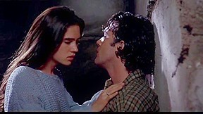 Jennifer Connelly - Hot Sex Scene - Of Love And Shadows. Who wouldn't want to be Antonio Banderas in this steamy scene? Jennifer Connelly -