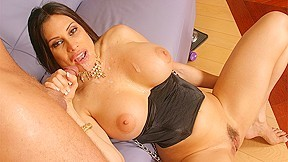 Hardcore For Busty Horny Milf Sheila Marie - Upox. On a leather couch, Sheila Marie is touched on her huge boobs and on her pussy over the sexy lingerie. She sucks her man's dong slowly and with a skill that totally drives him insane. This brunette takes the tool in her mouth corners with such hunger. Her tits shake as her hairy crack is fucked with the middle finger. In the reverse cowgirl position, this whore rides the dong. She is fucked in the asshole from behind and she rides the dick again, having her boobs sucked. Fucked in the ass again, she gets a lot of cum on her face!