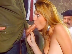 Wife offered around to strangers. Nina Hartley - Roberto Malone - Victoria Paris -