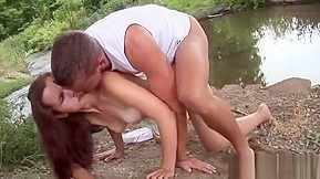 Amateur Teens Are Moody To Film When Sharing A Large Dong. Watch free Straight, Outdoor, Small Tits, Brunette, Blowjob, Teens porn video on Txxx.com.  Video duration: :
