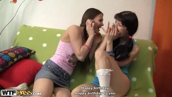 Birthday party turning into orgy.Real fucking videos where the naked students and girls partying have the hot fun and pleasure while hard student fuck, college anal sex and student blow job