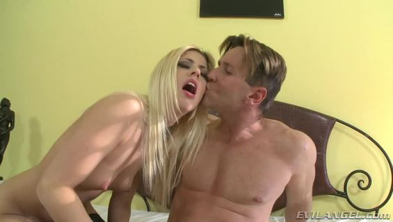 Jessie Volt Is My Sex Toy.Blonde babe Jessie Volt's ass used as sex toy in this video