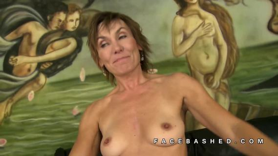 Lillian Tesh older woman rough sex fun.Rough sex is totally cool with this pornstar named Lillian Tesh as she is old and has been through worse