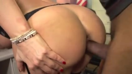 Insanely attractive MILF gets blacked in the office. Check out Insanely attractive MILF gets blacked in the office on FRPRN.com