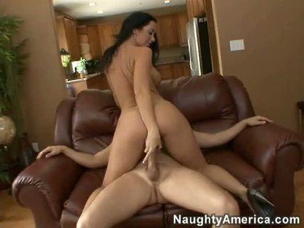 Thick MILF with big tits banged bent over a kitchen counter. Check out Thick MILF with big tits banged bent over a kitchen counter on FRPRN.com