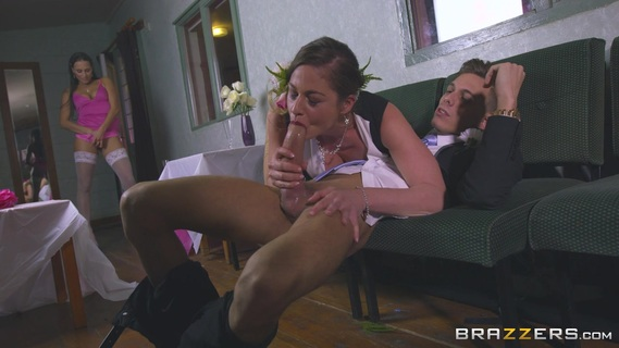 Married woman tries cock in between her lips and tits. Check out Married woman tries cock in between her lips and tits on FRPRN.com