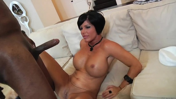 Mature big tits Shay Fox delights black stud with wet fellatio. Check out Mature big tits Shay Fox delights black stud with wet fellatio on FRPRN.com