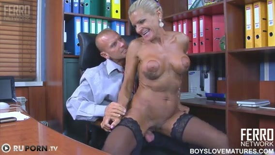 Gorgeous secretary Hannah having sex with her horny boss. Check out Gorgeous secretary Hannah having sex with her horny boss on FRPRN.com