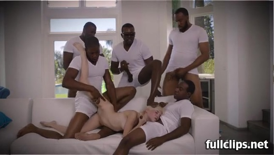 Crazy amount of black cocks for a sweet babe Piper Perri. Check out Crazy amount of black cocks for a sweet babe Piper Perri on FRPRN.com