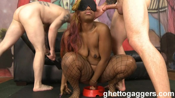 Callous beaver thrashing for submissive black beauty. Check out Callous beaver thrashing for submissive black beauty on FRPRN.com