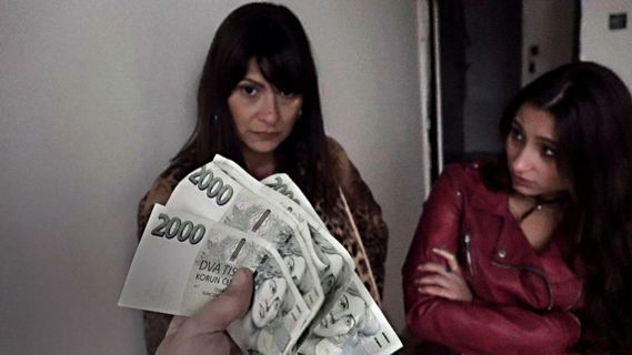 Greedy Gypsy mom sells her cute daughter to a stranger. Check out Greedy Gypsy mom sells her cute daughter to a stranger on FRPRN.com