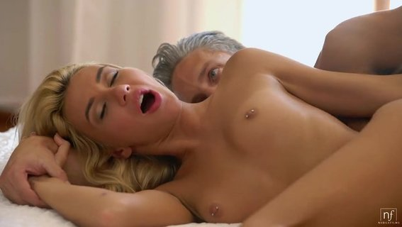 Gray-haired stud makes love with girlfriend Katrin Tequila. Check out Gray-haired stud makes love with girlfriend Katrin Tequila on FRPRN.com