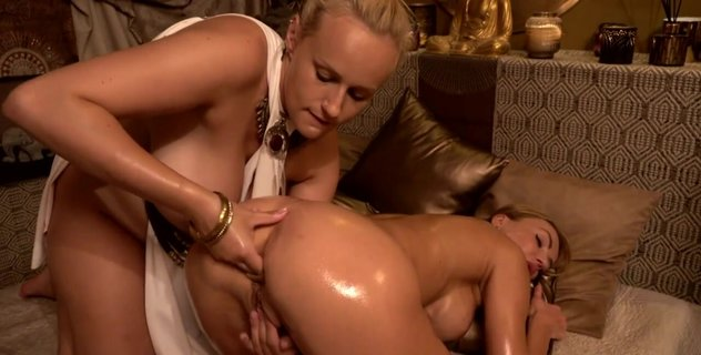 Woman enjoys her pussy fingered by tantra masseuse. Check out Woman enjoys her pussy fingered by tantra masseuse on FRPRN.com