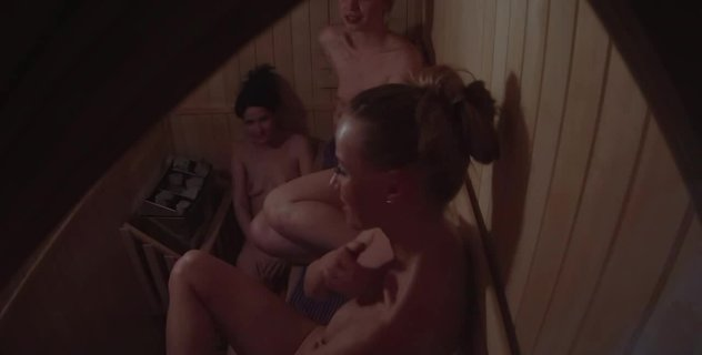 Nude Czech babes relax in the sauna for a voyeur camera. Check out Nude Czech babes relax in the sauna for a voyeur camera on FRPRN.com