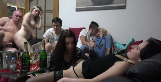 Czech perverts celebrate Christmas with group orgy. Check out Czech perverts celebrate Christmas with group orgy on FRPRN.com