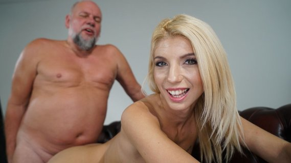Young blonde Missy Luv doesn't mind having sex with old mentor. Check out Young blonde Missy Luv doesn't mind having sex with old mentor on FRPRN.com