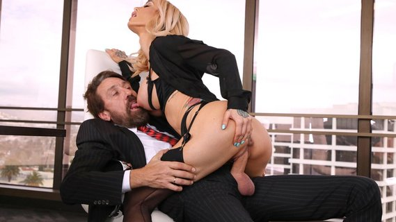 Boss hired sexy Sarah Jessie for more than an office job. Check out Boss hired sexy Sarah Jessie for more than an office job on FRPRN.com