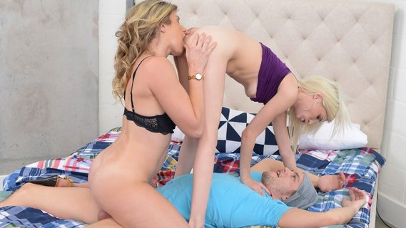 Threesome porn video of Piper Perri and stepmom Cory Chase. Check out Threesome porn video of Piper Perri and stepmom Cory Chase on FRPRN.com