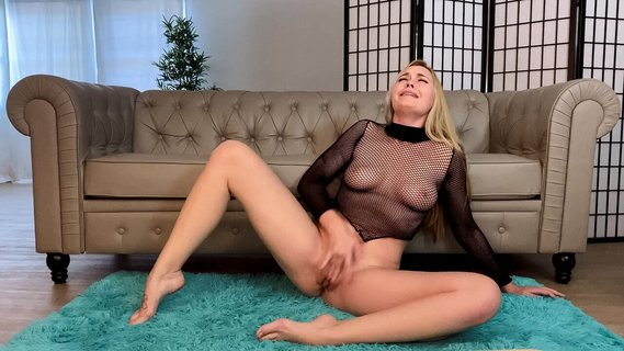 Bailey Rayne in sexy fishnet plays with her gorgeous pussy. Check out Bailey Rayne in sexy fishnet plays with her gorgeous pussy on FRPRN.com