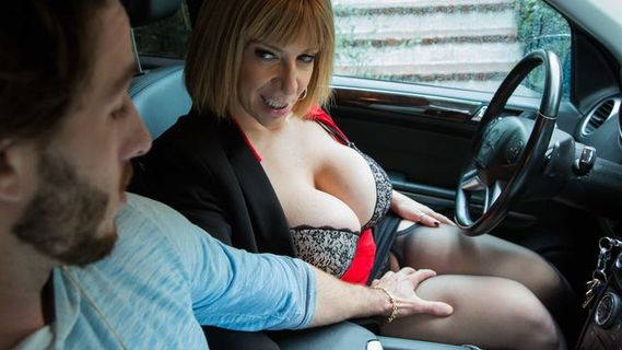Busty MILF with big boobs Sara Jay easily seduces stepson. Check out Busty MILF with big boobs Sara Jay easily seduces stepson on FRPRN.com