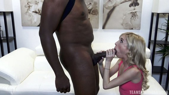 Tiny Piper Perri sucks and takes huge black rod into pussy. Check out Tiny Piper Perri sucks and takes huge black rod into pussy on FRPRN.com