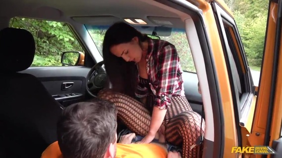 Kristy Black is bad at driving but she is a good slut. Check out Kristy Black is bad at driving but she is a good slut on FRPRN.com
