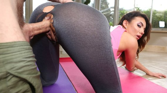 Today Vanessa Decker's pussy is drilled by fitness trainer. Check out Today Vanessa Decker's pussy is drilled by fitness trainer on FRPRN.com
