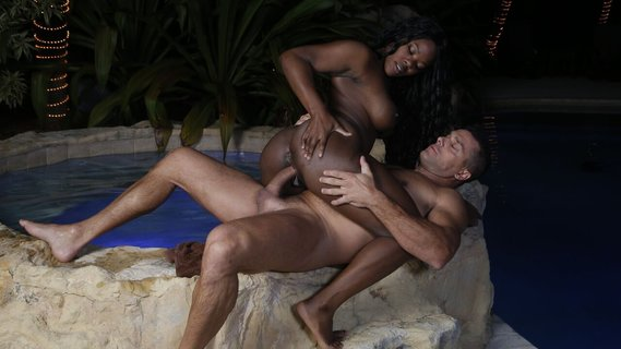 Black girl Rylee Foxxx is fucked outdoors. Check out Black girl Rylee Foxxx is fucked outdoors on FRPRN.com
