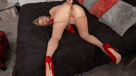 Anal porn video of curly Ashley Fires in red heels. Check out Anal porn video of curly Ashley Fires in red heels on FRPRN.com