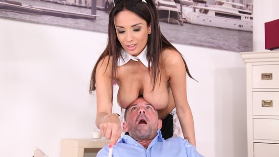 MILF maid Anissa Kate has sex with employer. Check out MILF maid Anissa Kate has sex with employer on FRPRN.com