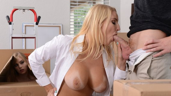 Dolly Leigh, Vanessa Cage in Moving Out Part 2. Check out Dolly Leigh, Vanessa Cage in Moving Out Part 2 on FRPRN.com